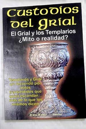 Custodios del Grial: Solís Miranda, José
