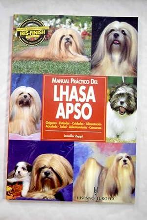 Manual práctico del Lhasa Apso: orígenes, estándar,: Zeppi, Jennifer