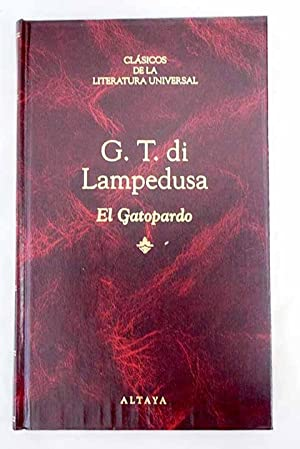 El gatopardo: Lampedusa, Giuseppe Tomasi