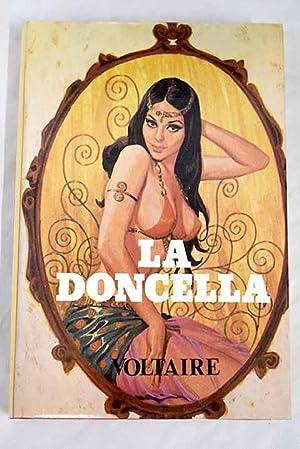La doncella: Candido: Voltaire