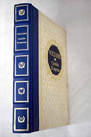 Cándido ; El ingenuo: Voltaire