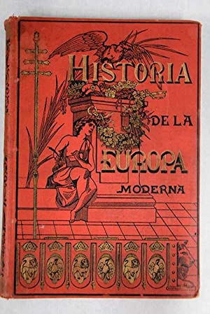 Historia de la Europa moderna, Tomo II: Opisso, Alfredo