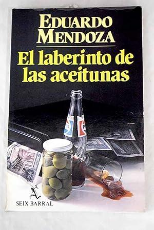 El laberinto de las aceitunas: Mendoza, Eduardo