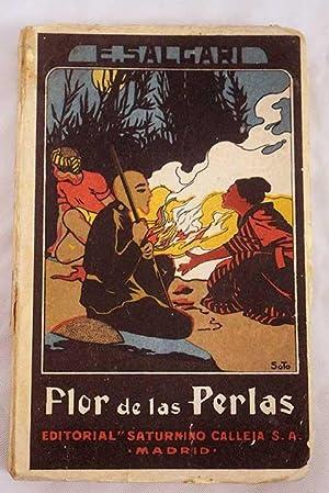 Flor de las perlas (segunda parte de: Salgari, Emilio