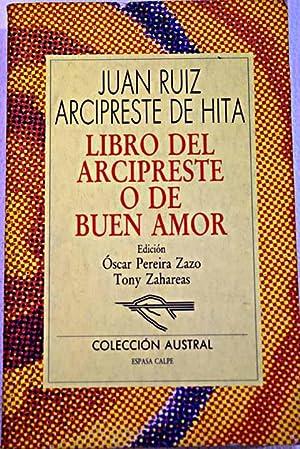 Libro del Arcipreste o de buen amor: Ruiz, Juan