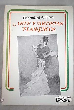 Arte y artistas flamencos: Fernando el de