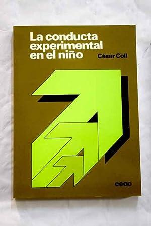 La conducta experimental en el niño: Coll, César