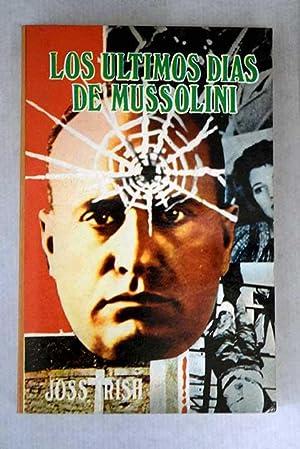 Los últimos días de Mussolini: Rodríguez Lázaro, Jesús