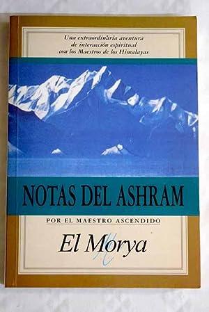 Notas del Ashram: Prophet, Mark L.