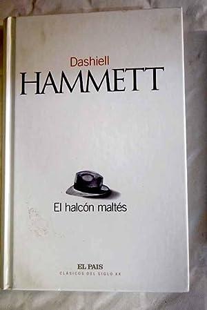 El halcón maltés: HAMMETT, Dashiell