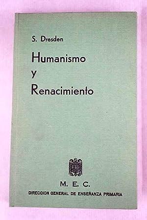 Humanismo y Renacimiento: Dresden, S.