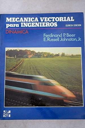 Mecánica vectorial para ingenieros Dinámica: Beer, Ferdinand P;