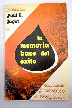 La memoria base del éxito: Jagot, Paul-Clément