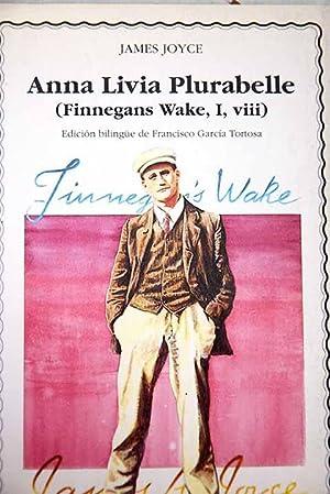 Anna Livia Plurabelle (Finnegans Wake, I, VIII): Joyce, James