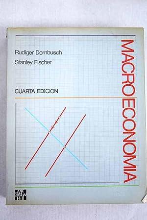 Macro-economía: Dornbusch, Rudiger
