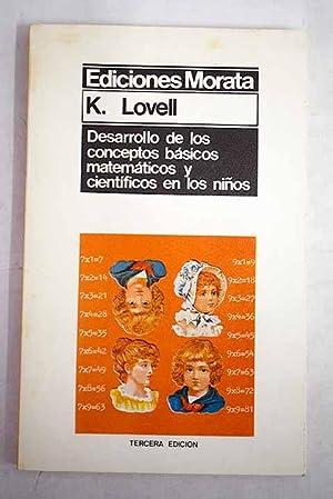 Desarrollo de los conceptos básicos matemáticos y: Lovell, Kenneth