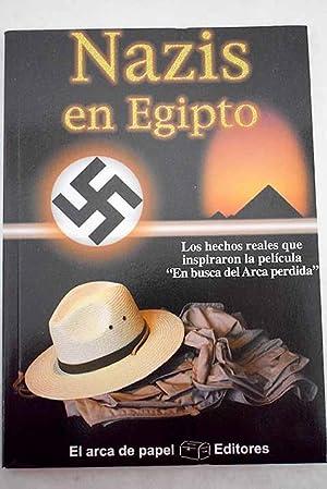 Nazis en Egipto: Solís Miranda, José
