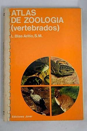 Atlas de zoología (vertebrados): Blas Aritio, Luis