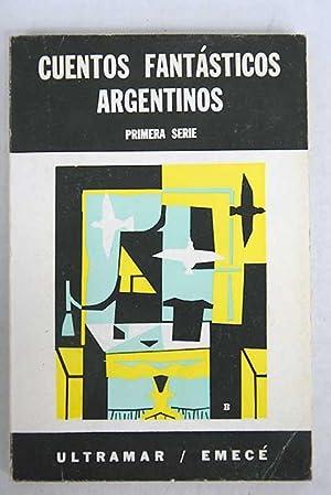 Cuentos fantásticos argentinos: primera serie
