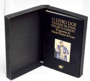 O livro dos Vice-Reis da Índia d'el-Rei: Costa, Manuel Gomes
