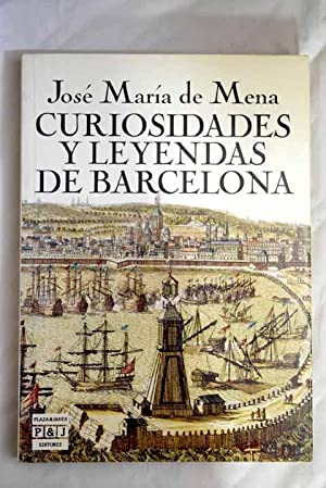 Curiosidades y leyendas de Barcelona: Mena, José María