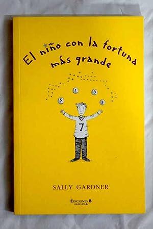 El niño con la fortuna más grande: Gardner, Sally