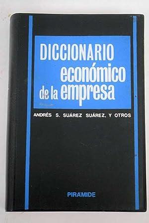 Diccionario económico de la empresa: Suárez Suárez, Andrés