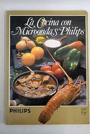La Cocina con Microondas Philips
