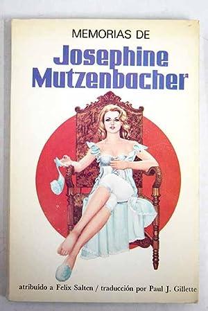 Memorias de Josephine Mutzenbacher: Salten, Felix