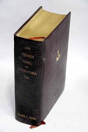 Los premios Nobel de literatura, Tomo VIII:: Eucken, Rudolf; Laxness,