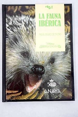La fauna ibérica: Delibes de Castro,