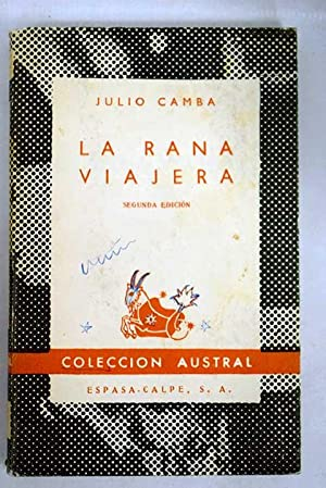 La rana viajera: Camba, Julio