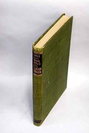 Manual práctico del instalador electricista: con el: Richter, Herbert P.