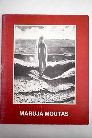 Maruja Moutas [exposición, Museo de Bellas Artes