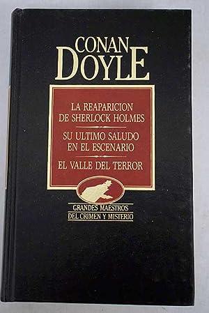 La reaparición de Sherlock Holmes ; Su: Conan-Doyle, Arthur
