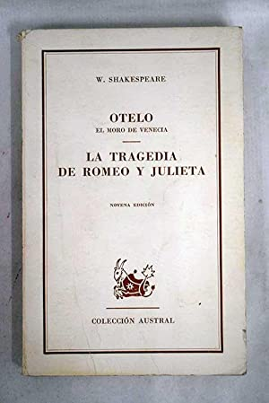 Otelo, el moro de Venecia ; La: Shakespeare, William