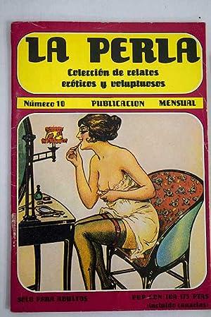 La Perla, colección de relatos eróticos y