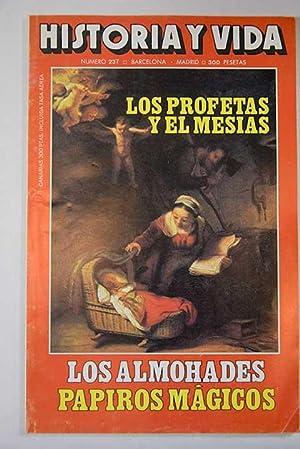 Historia y vida, número 237:: Los profetas