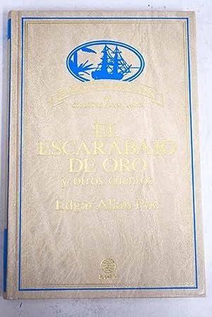 El escarabajo de oro y otros cuentos: Poe, Edgar Allan