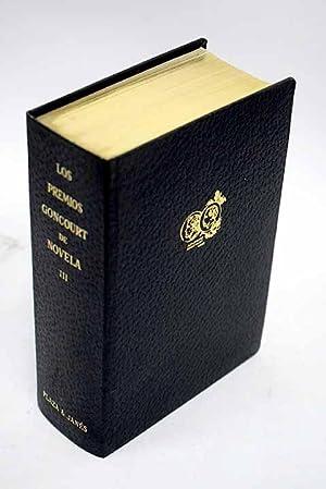 Los Premios Goncourt de novela, tomo III:: Leblond, Marius-Ary; Triolet,