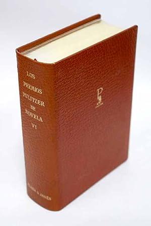 Los premios Pulitzer de novela, tomo VI:: Cather, V.; Stribling,