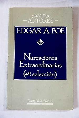 Narraciones Extraordinarias: Poe, Edgar Allan