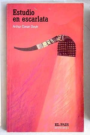 Estudio en escarlata: Conan-Doyle, Arthur