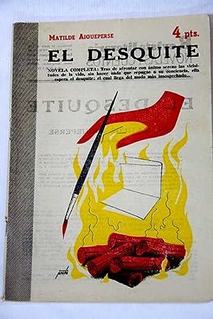 El desquite: novela completa: Aigueperse, Mathilde