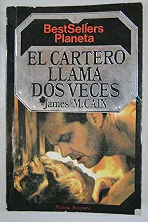 El cartero siempre llama dos veces: Cain, James M.