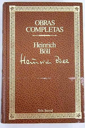El tren llegó puntual ; ¿Dónde estabas,: Boll, Heinrich