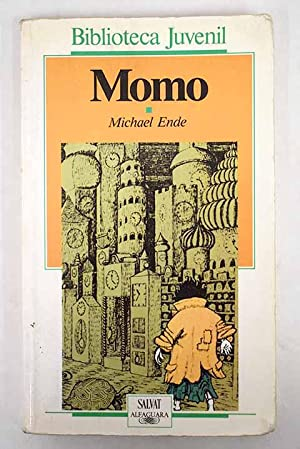 Momo o La extraña historia de los: Ende, Michael
