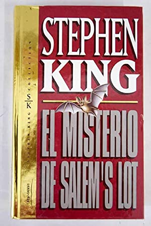 El misterio de Salem's Lot: King, Stephen