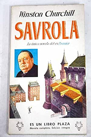 Savrola: Churchill, Winston