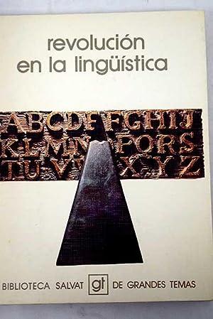 Revolución en la linguística: Blecua, José Manuel